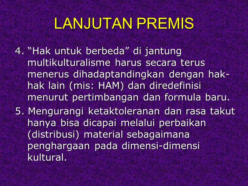 LANJUTAN PREMIS