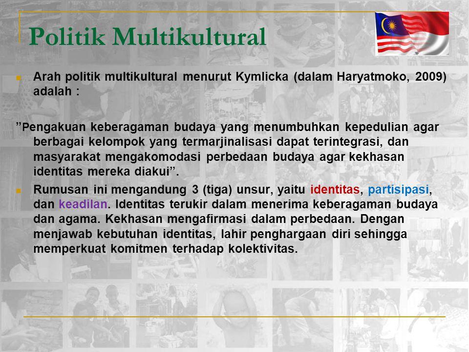 Politik Multikultural