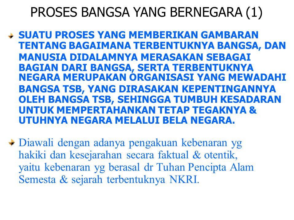 PROSES BANGSA YANG BERNEGARA (1)