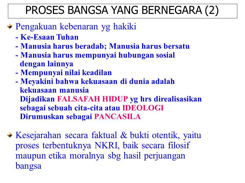 PROSES BANGSA YANG BERNEGARA (2)