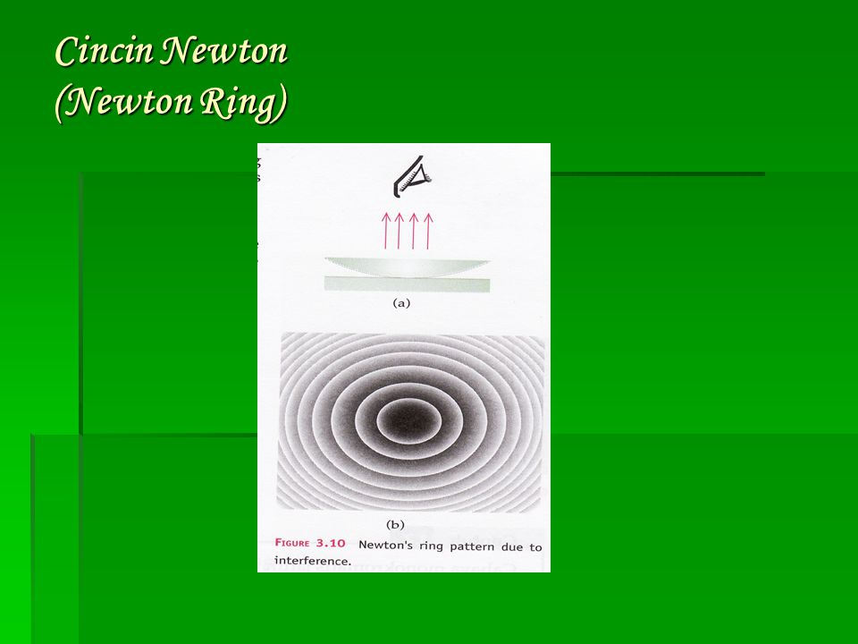 Cincin Newton (Newton Ring)