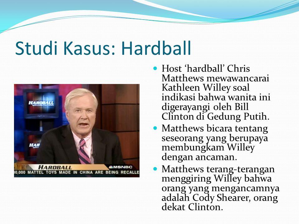 Studi Kasus: Hardball