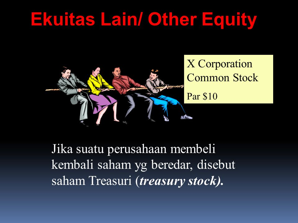 Ekuitas Lain/ Other Equity