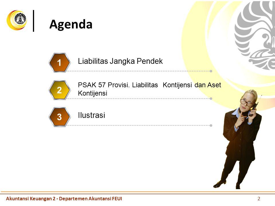 Agenda 1 2 3 Liabilitas Jangka Pendek Ilustrasi