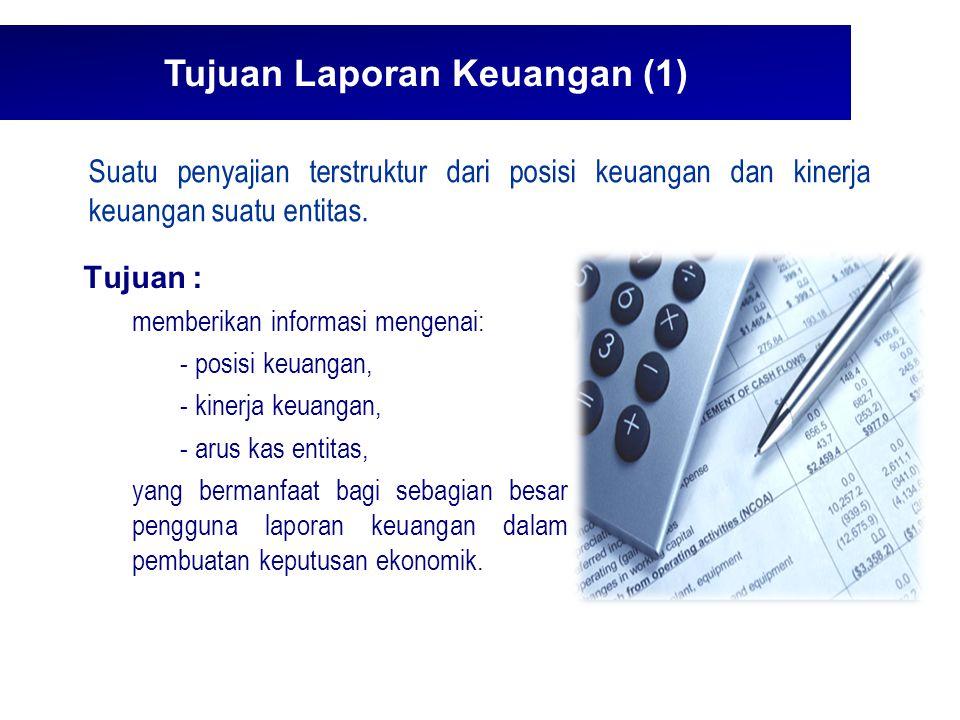 Tujuan Laporan Keuangan (1)