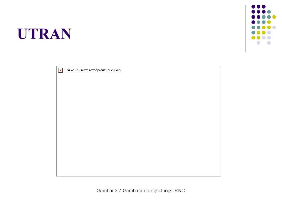 Gambar 3.7 Gambaran fungsi-fungsi RNC