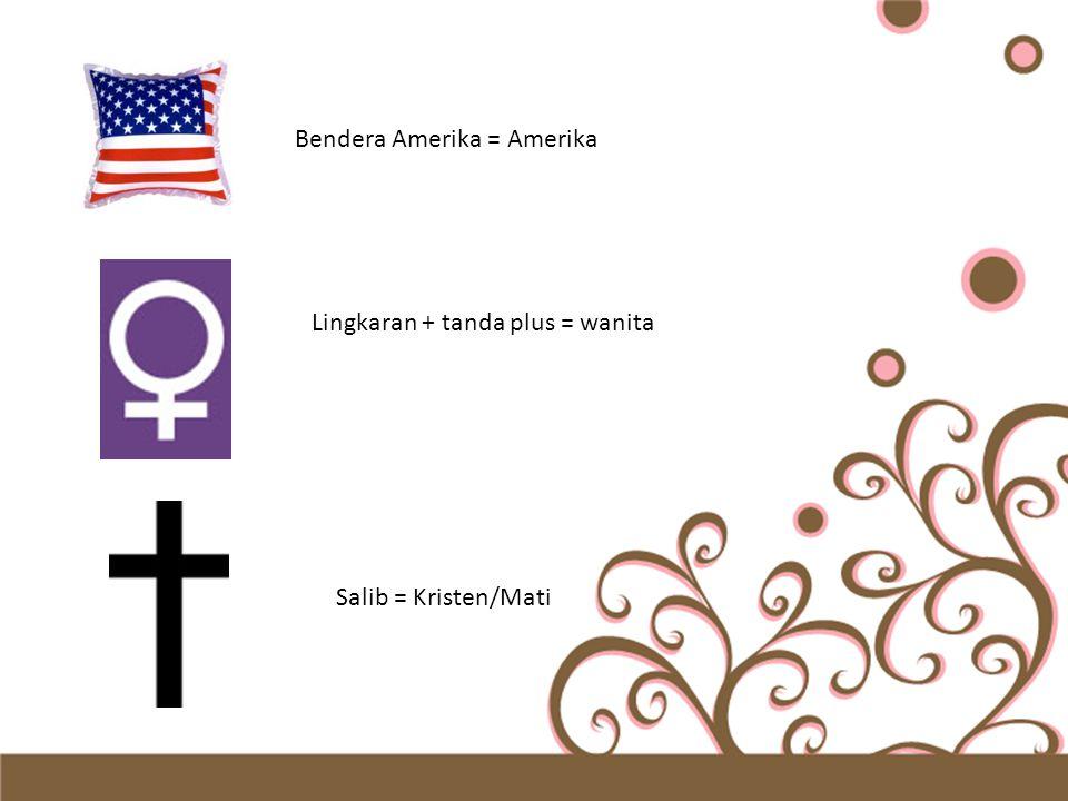 Bendera Amerika = Amerika
