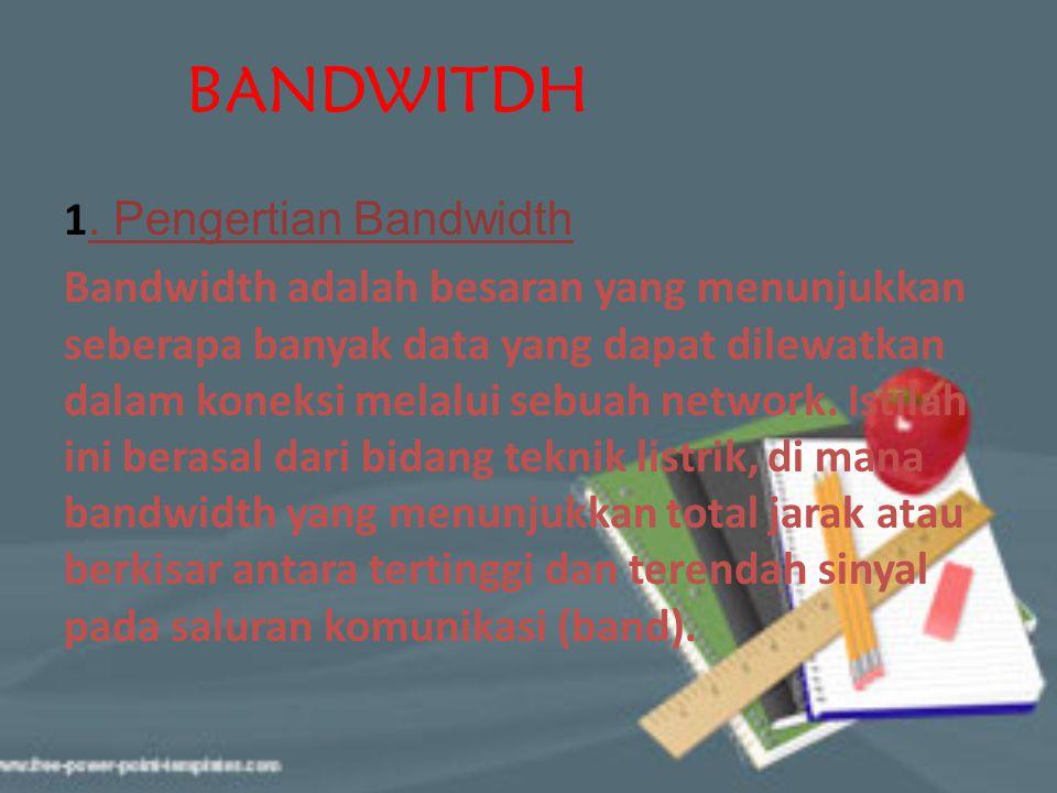 BANDWITDH
