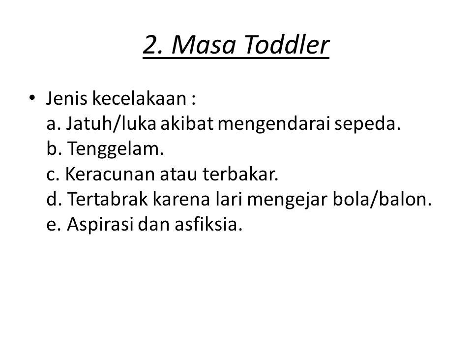 2. Masa Toddler