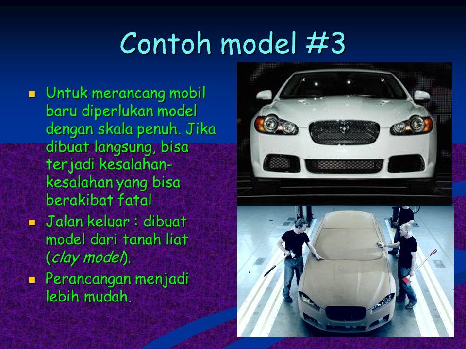 Contoh model #3
