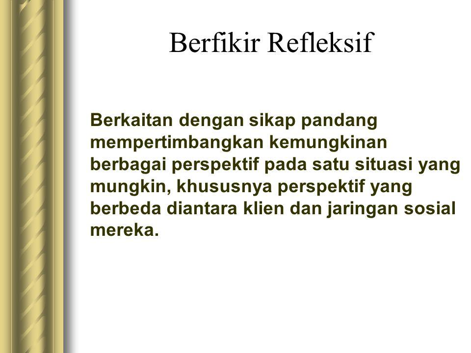 Berfikir Refleksif