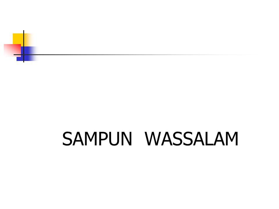 SAMPUN WASSALAM