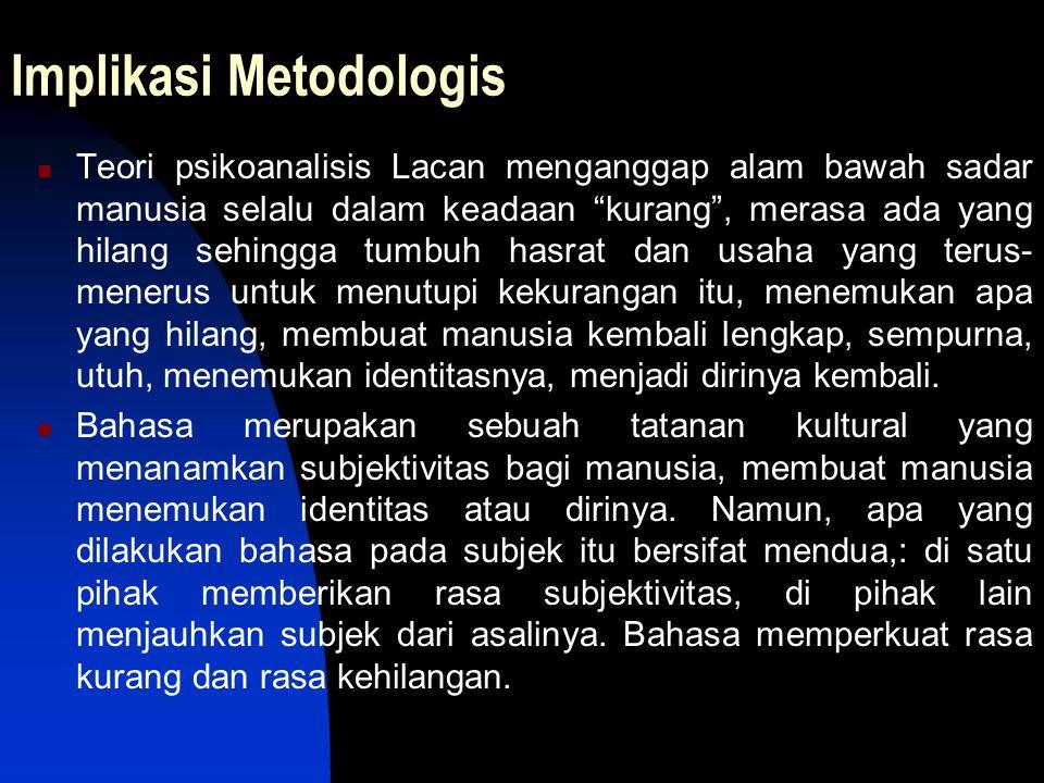 Implikasi Metodologis