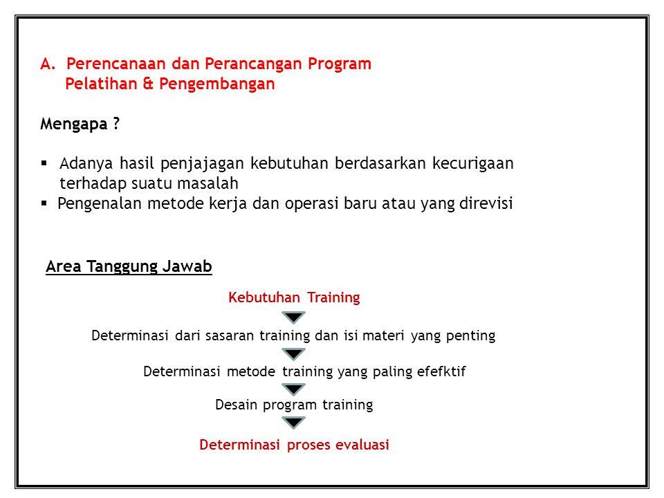 Determinasi proses evaluasi