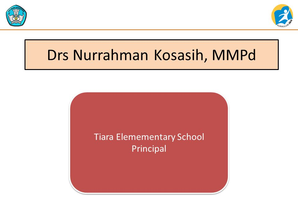 Drs Nurrahman Kosasih, MMPd