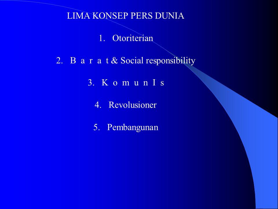 B a r a t & Social responsibility