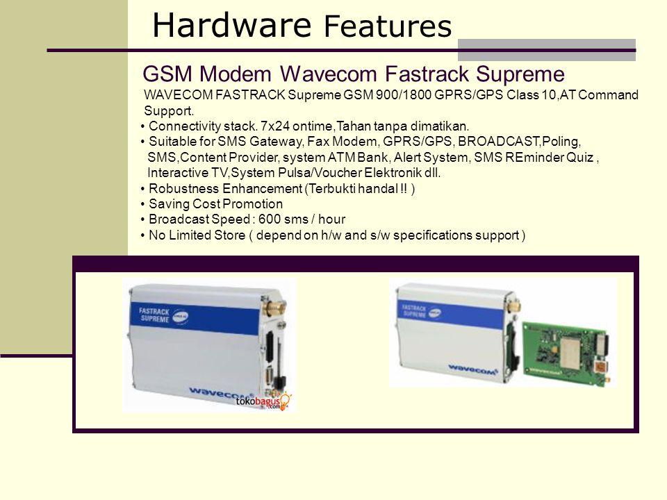 GSM Modem Wavecom Fastrack Supreme