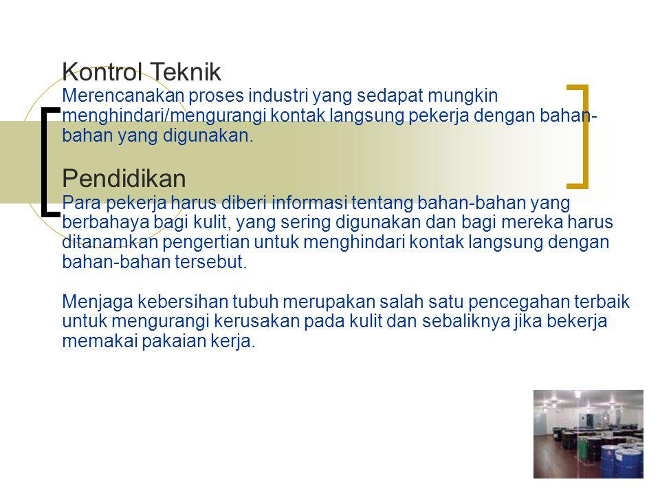 Kontrol Teknik Pendidikan