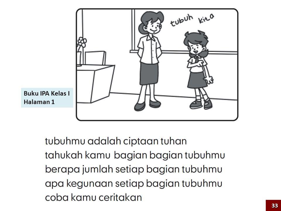 Buku IPA Kelas I Halaman 1 33