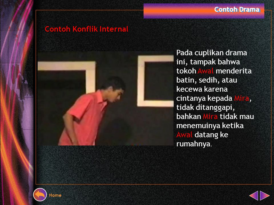 Contoh Konflik Internal
