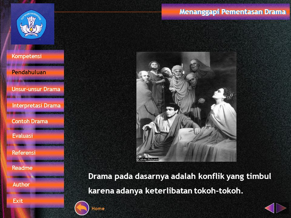 Menanggapi Pementasan Drama