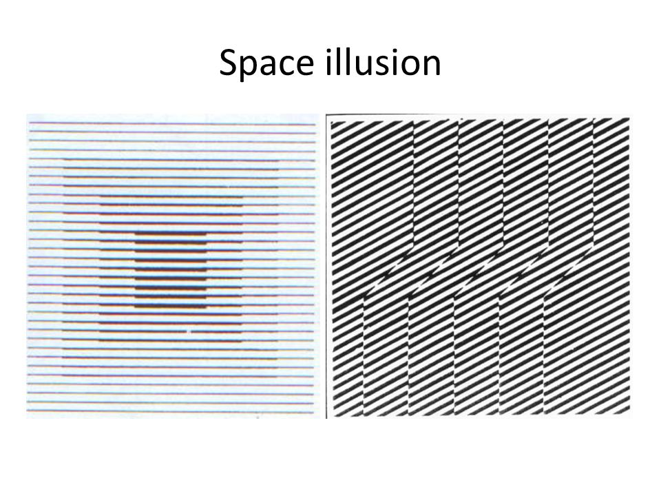 Space illusion