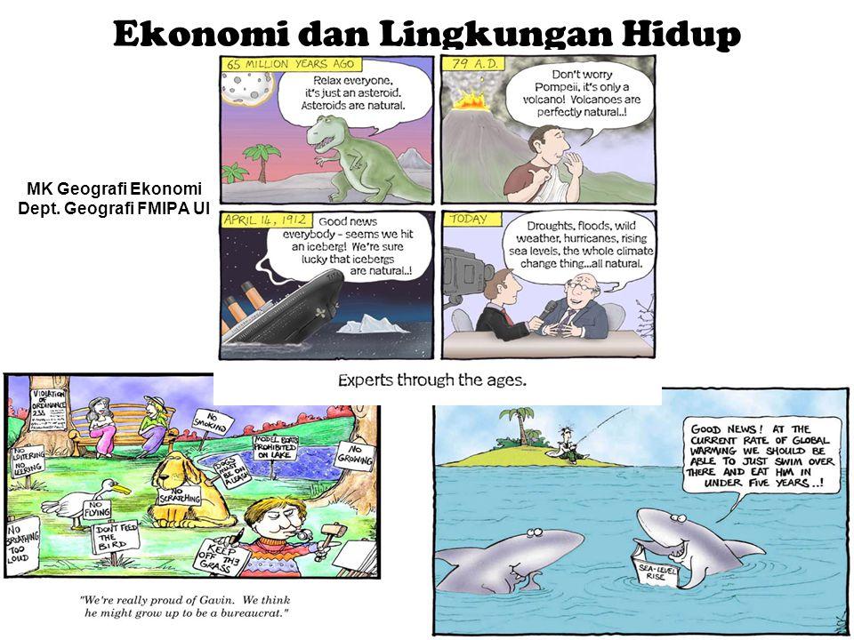 Ekonomi dan Lingkungan Hidup