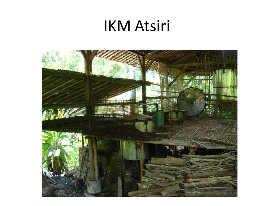 IKM Atsiri