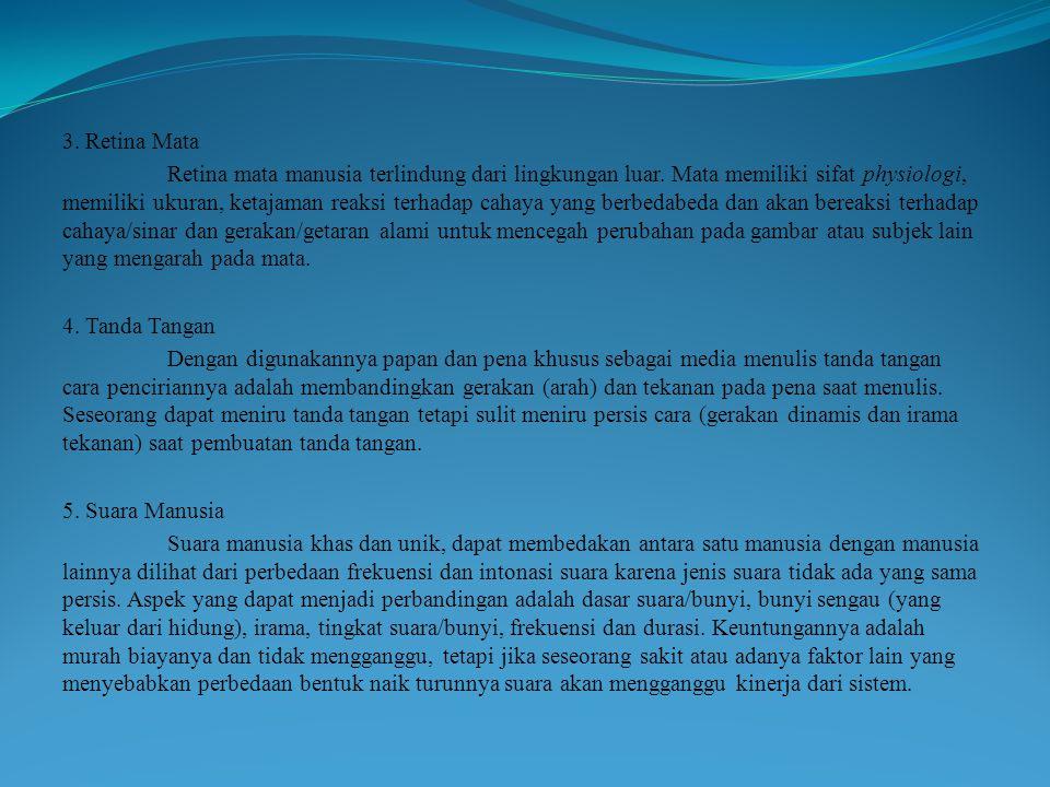 3. Retina Mata