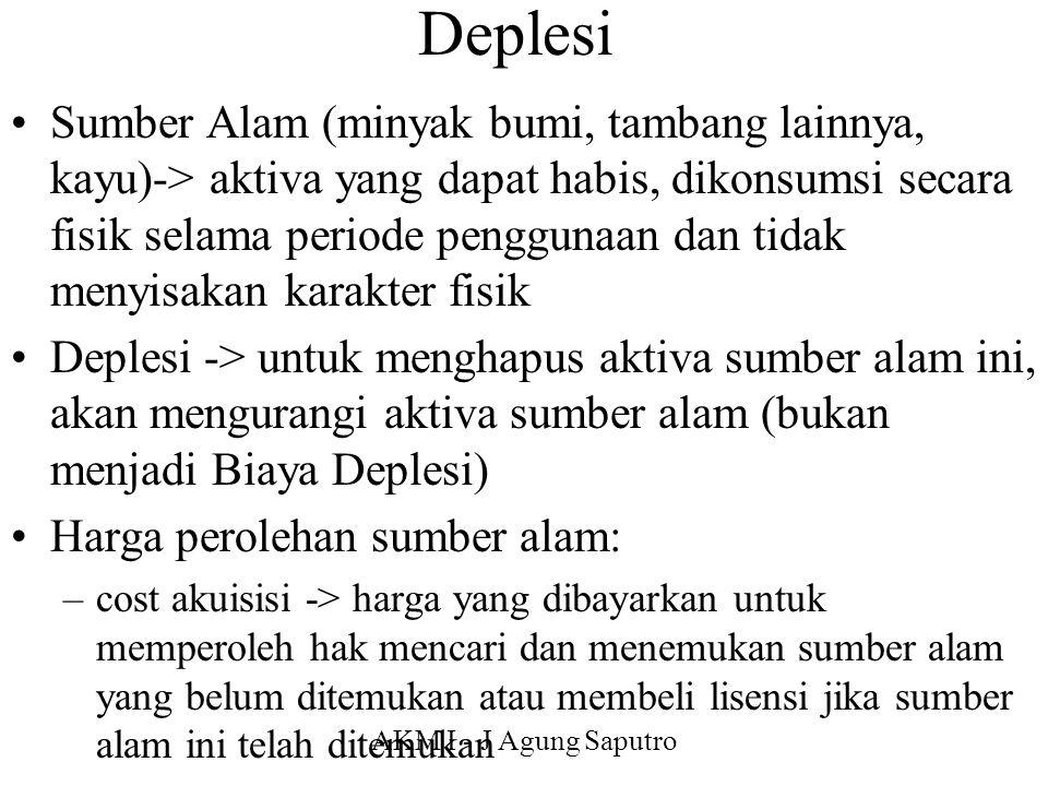 Deplesi