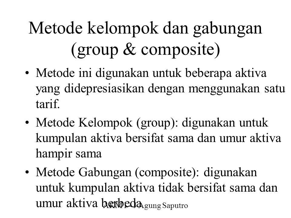 Metode kelompok dan gabungan (group & composite)