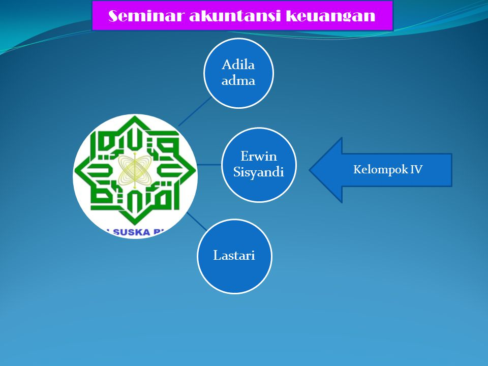 Seminar akuntansi keuangan