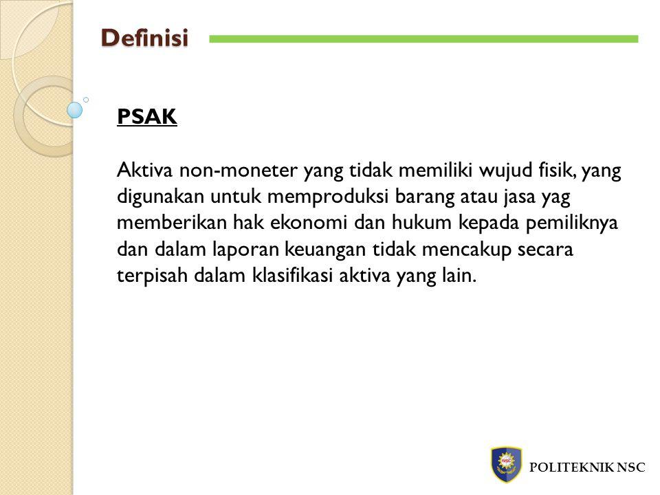 Definisi PSAK.