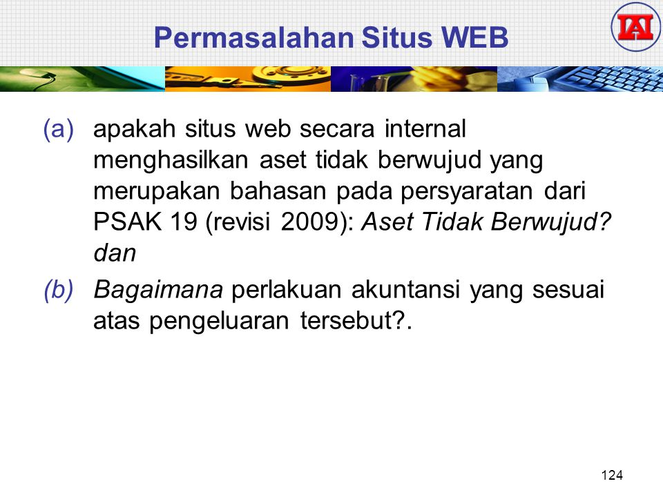 Permasalahan Situs WEB