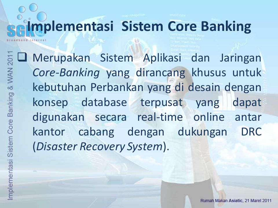 Implementasi Sistem Core Banking