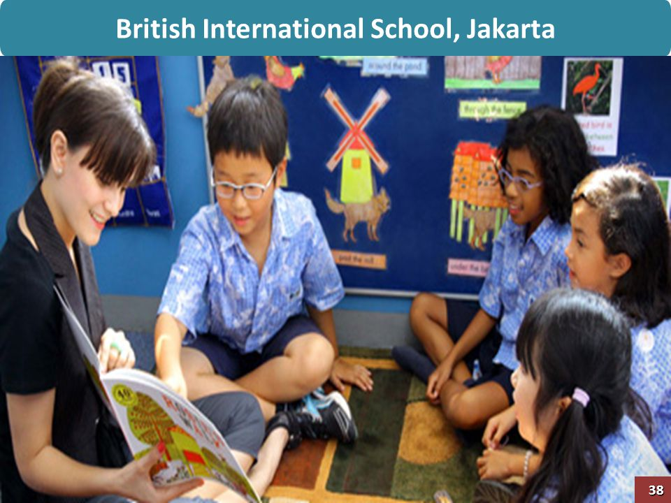 British International School, Jakarta