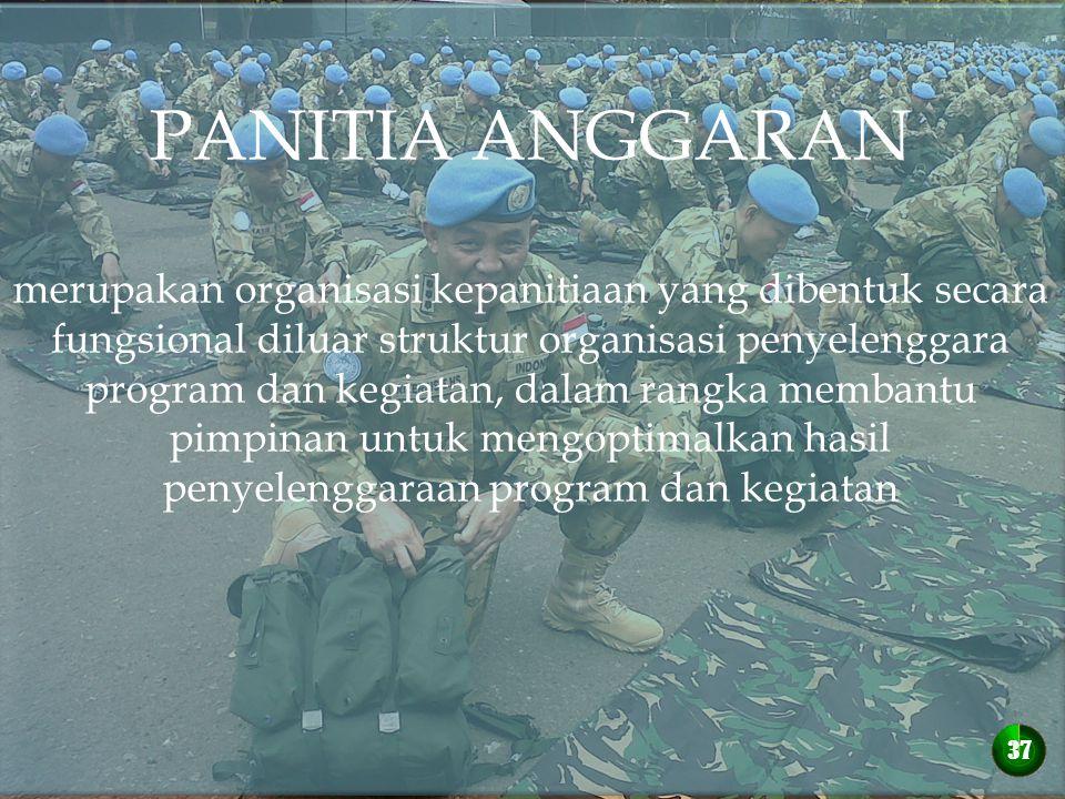 PANITIA ANGGARAN
