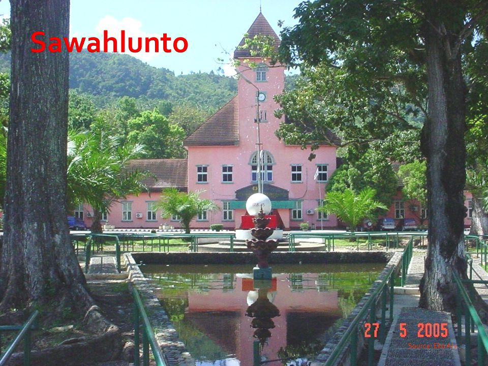 Sawahlunto Source: Eko Alv.