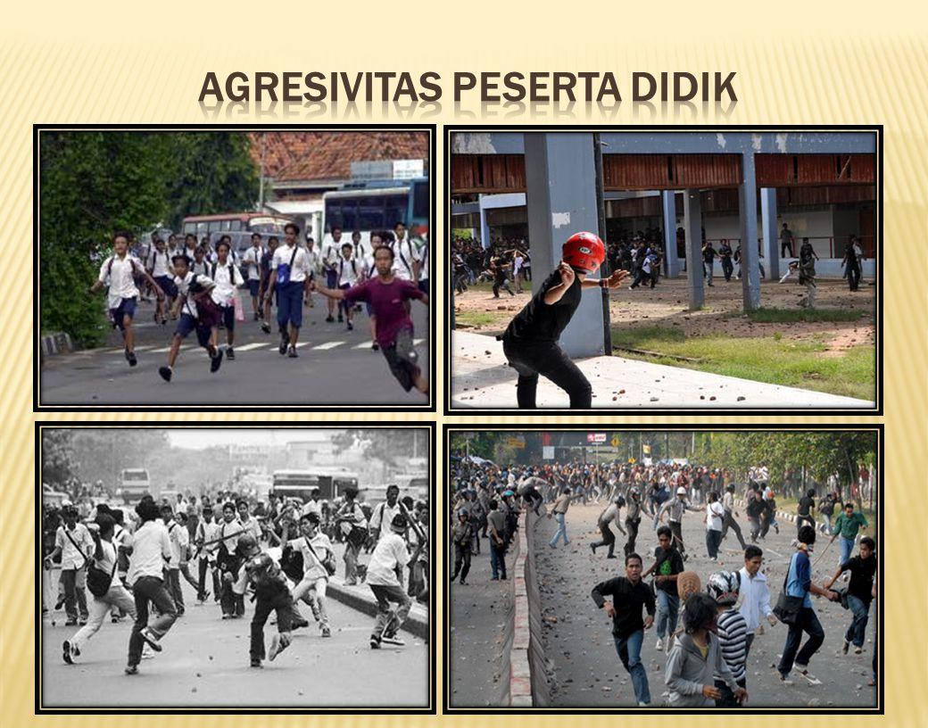 AGRESIVITAS PESERTA DIDIK