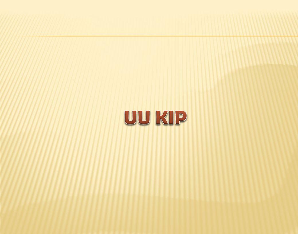 UU KIP