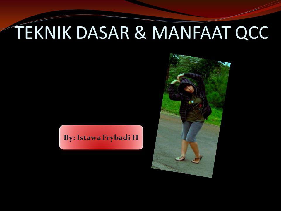 TEKNIK DASAR & MANFAAT QCC