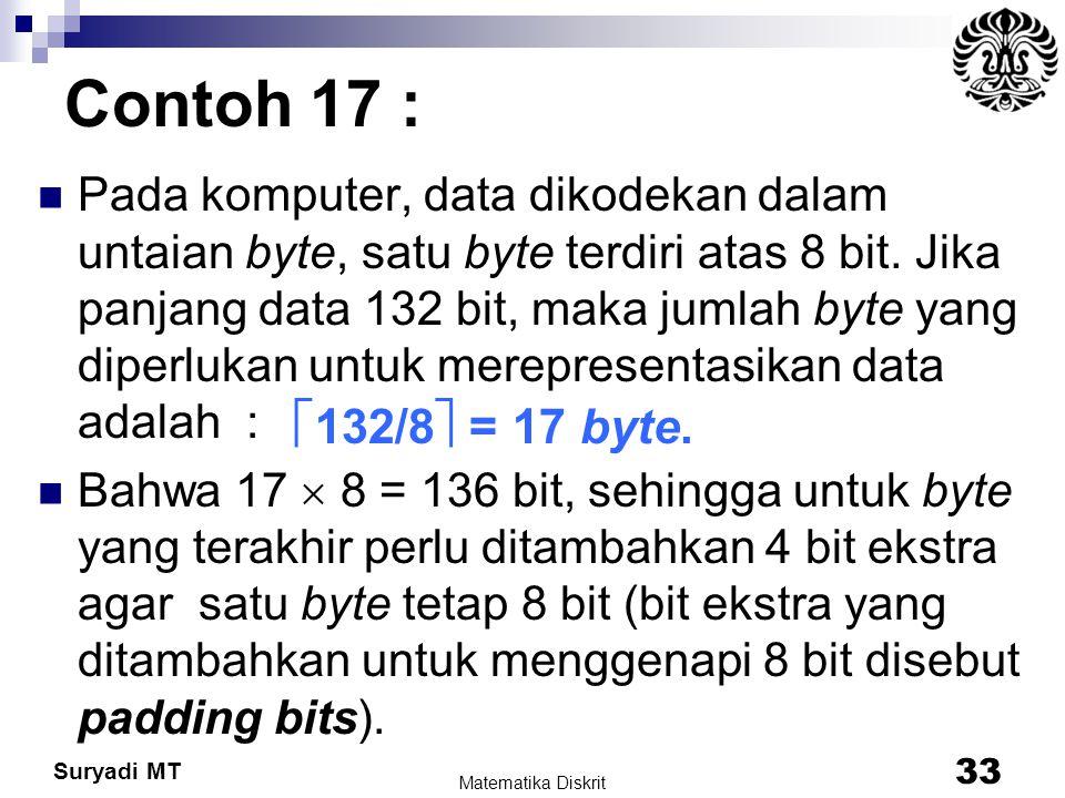 Contoh 17 :