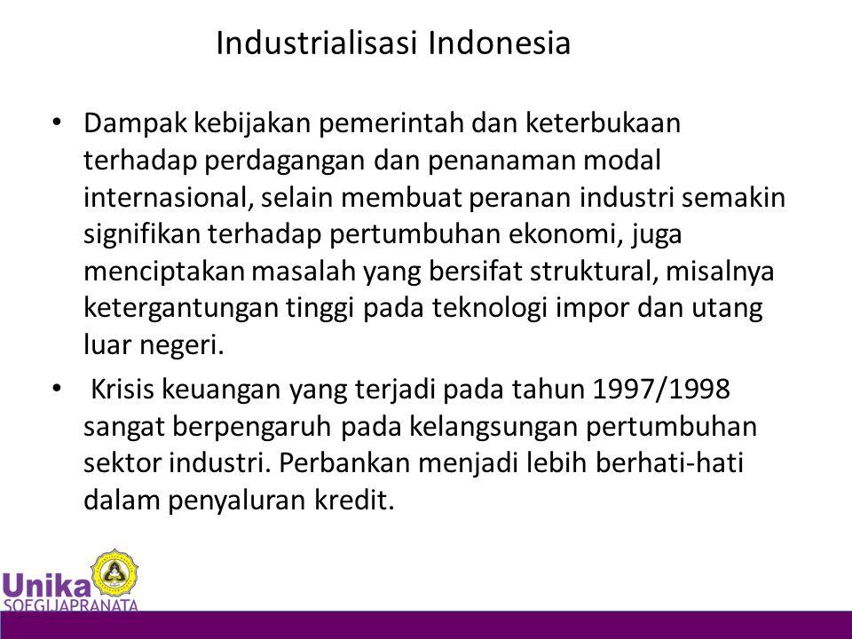 Industrialisasi Indonesia