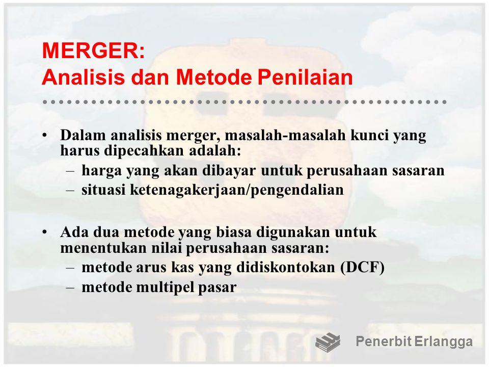MERGER: Analisis dan Metode Penilaian