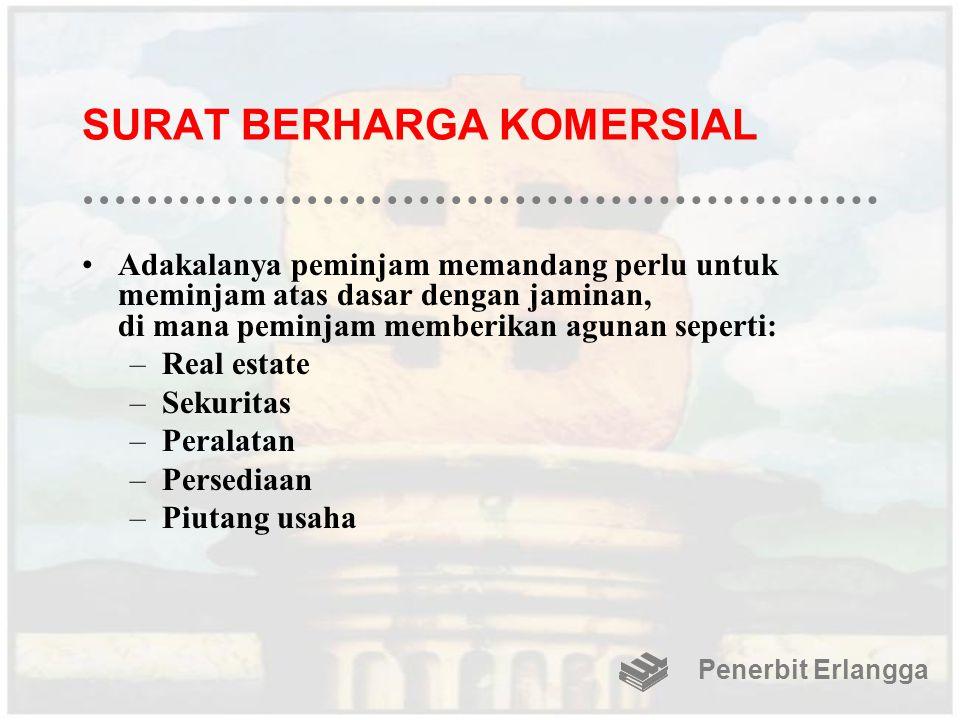 SURAT BERHARGA KOMERSIAL