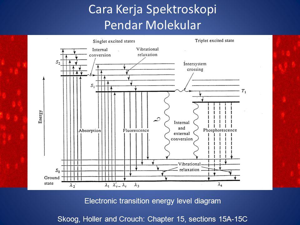 Cara Kerja Spektroskopi Pendar Molekular