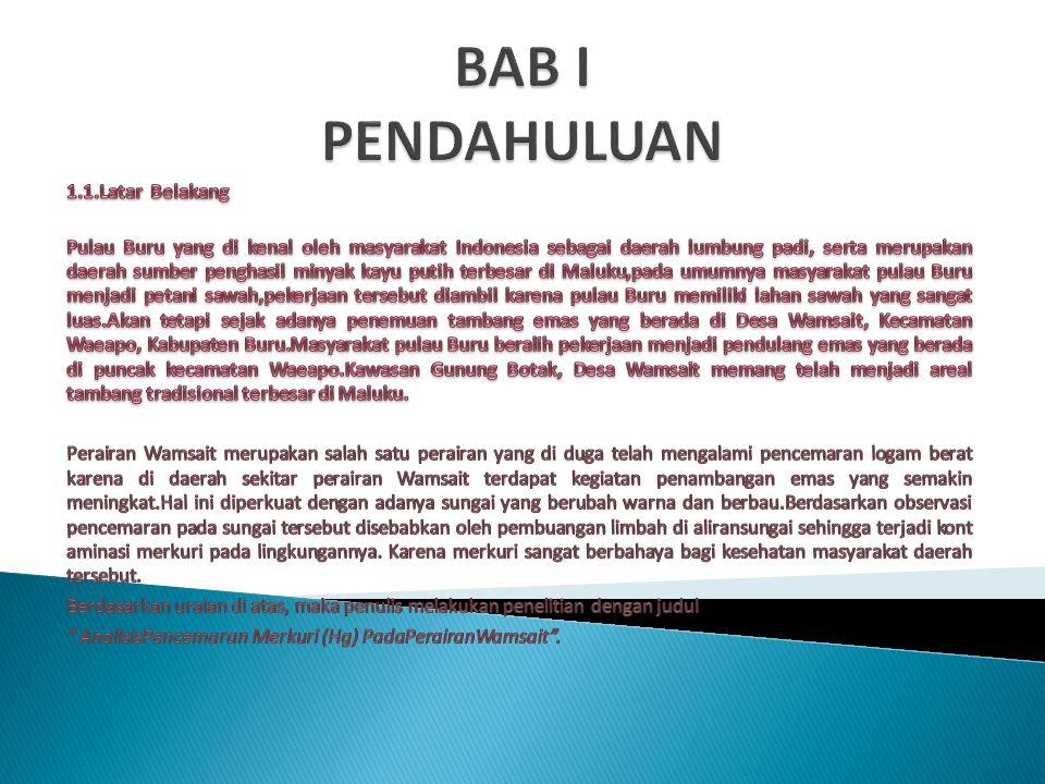 BAB I PENDAHULUAN 1.1.Latar Belakang