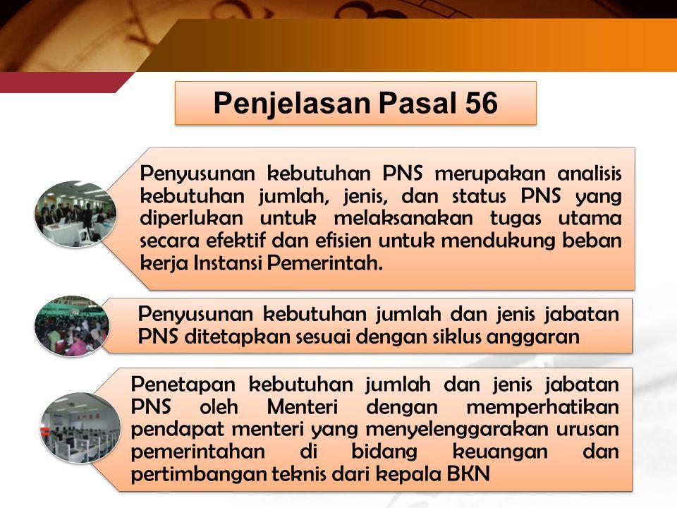Penjelasan Pasal 56