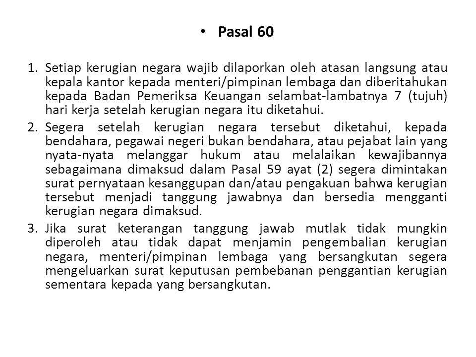 Pasal 60