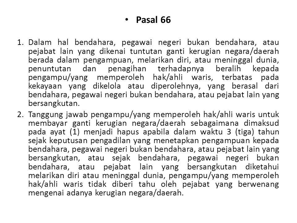 Pasal 66